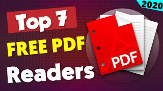 Best PDF Reader for Windows 10 | Top 7 PDF Viewer for PC 2021
