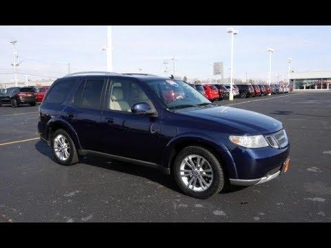 2009 Saab 9-7X 4.2i All Wheel Drive For Sale Dayton Troy Piqua Sidney Ohio   27885AT