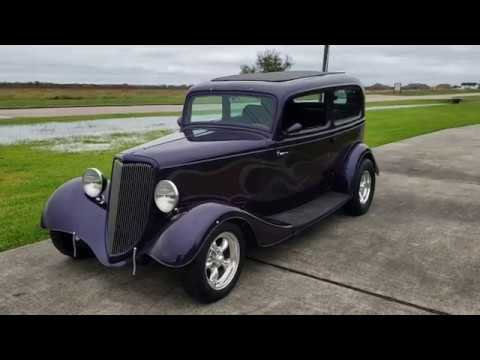 1934 Ford Purple Willie Moore
