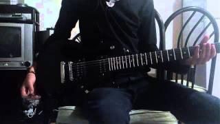 Defenders - DragonForce (Demo) Guitar Cover