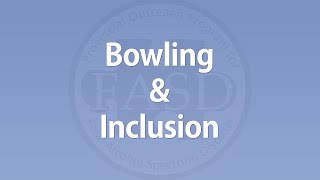Shelley Moore – Bowling & Inclusion
