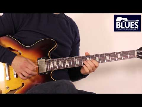 Guitar Lesson - 20 Essential Blues Guitar Intros