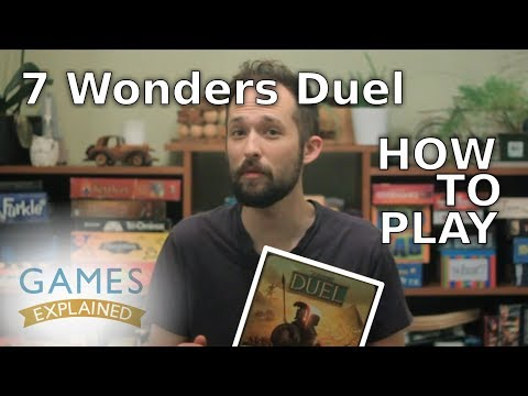 Quick and Complete: 7 Wonders Duel
