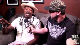 Eric Gales - Live Interview