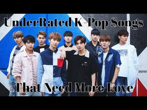 UnderRated Kpop Songs That Need More Love