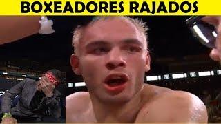 Top 10 Boxeadores Que Se Rajaron Durante La Pelea