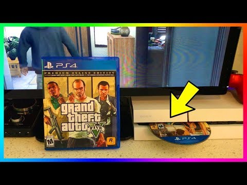 DON'T DO THIS IF YOU PLAY GTA 5 ON PS4 OR YOU WILL LOSE YOUR CHARACTER!