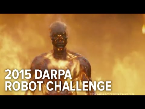 Video: The Best Robots Of 2015 Are Still So Hilariously Stupid