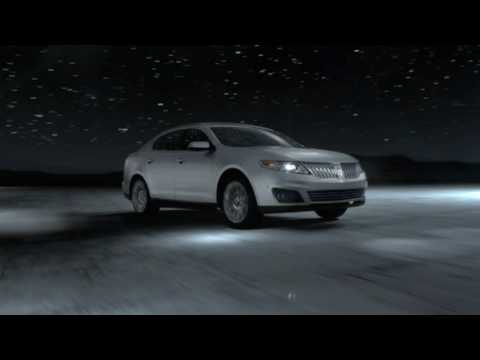 Lincoln Commercial for Lincoln MKS (2009 - 2010) (Television Commercial)