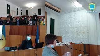 Засідання позачергової 19-ї сесії Світловодської міської ради 27.08.21