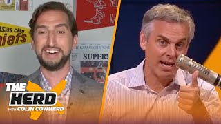 Patrick Mahomes' $500M deal doesn't mean more money for Dak Prescott — Nick Wright | NFL | THE HERD