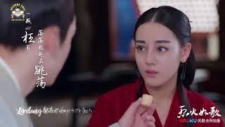 【Vietsub | MV】《Nhất Tiếu Hoang Đường》- Lưu Nhuế Lân | OST 《Liệt Hoả Như Ca》- 一笑荒唐 - 刘芮麟
