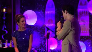 "Adam Jacobs with Laura Osnes - ""Let Me Be Your Wings"" (The Broadway Princess Party)"