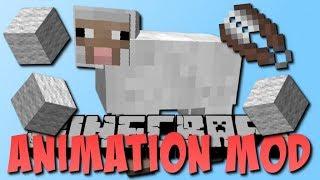 Minecraft Gerçekçi Efekler Modu !! - [ Augmented Interactions Mod ]