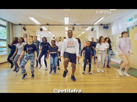 Petit Afro Presents – Mizuka – Afro Dance || 1 Million Unboxing || HRN Video
