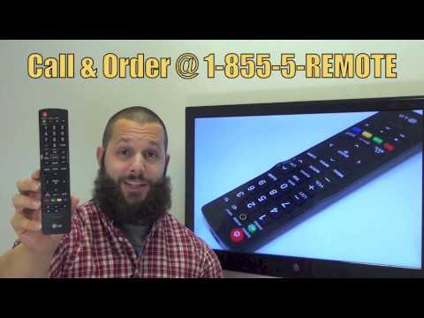 LG AKB72915206 TV Remote Control