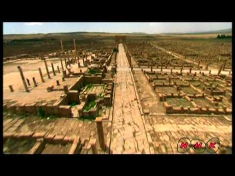 Древний город Тимгад (UNESCO/NHK)