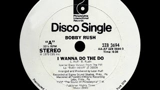 Bobby Rush - I Wanna Do The Do ℗ 1979