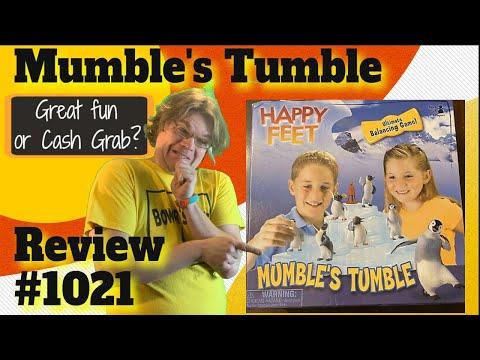 Gencon Bonanza 2018: Happy Feet: Mumble's Tumble Review