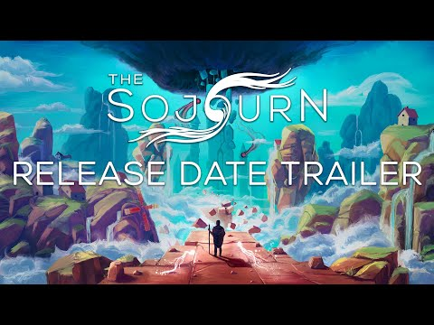 The Sojourn - Release Date Trailer thumbnail