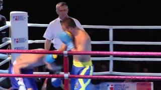 WSB-2015 Александ ХИЖНЯК - Павел СИЛЯГИН (HD) SILYAGIN vs KHYZHNIAK  @khyzhniak_alex