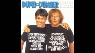 Dumb & Dumber Soundtrack - The Rembrandts - Rollin' Down the Hill