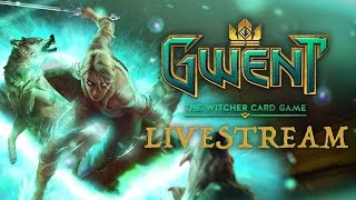 Gwent The Witcher Card Game Beta Livestream