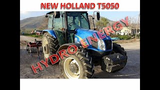 NEW HOLLAND T5050 TRAKTÖR YAKIT TASARRUF CİHAZI