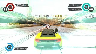 Cyberline racing Android games  (229MB)