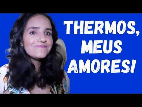 Thermos,  meus amores!