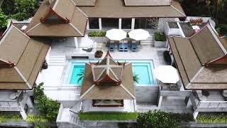 Ayara Surin | Panoramic Sea View Luxury Private Pool Villa for Sale in Surin Hills