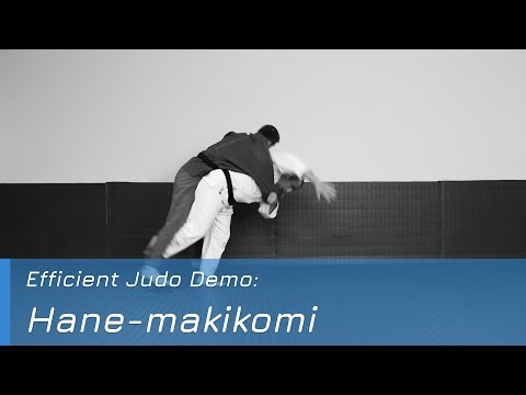 Hane-makikomi - Demo