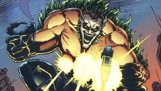 Super Villain Origins: Hyena