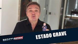 Gugu Liberato: Últimas informações sobre o estado de saúde do apresentador