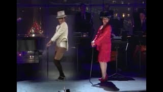 """Chita Rivera PBS """"Nowadays"""" with Gwen Verdon from """" A lot of livin' to do"""""""