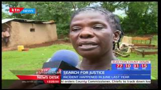 Family in Busia seek justice after police officer defiled 16-year-old girl