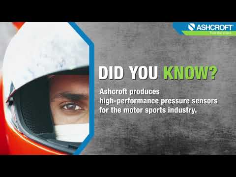 Ashcroft in the motorsports industry
