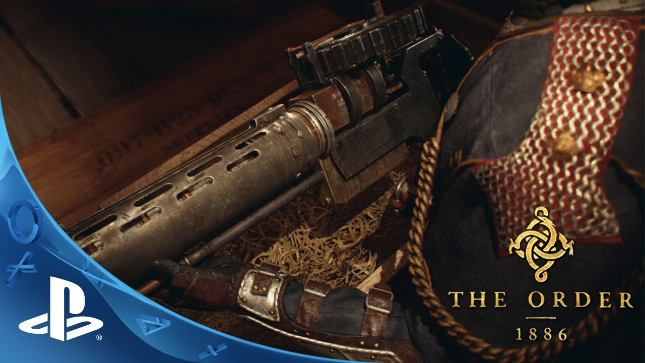 The Order: 1886 and the Weapons of War