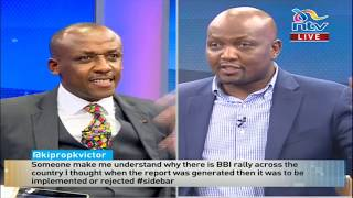 Chiloba is now in farming and he manipulated an election - Kilonzo Jnr. || Sidebar