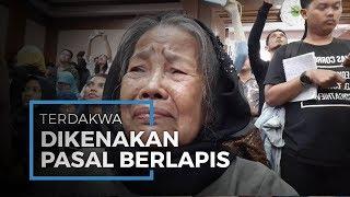 Pengangguran yang Menyamar di Aksi Demonstrasi Siswa STM di DPR Dikenai Pasal Berlapis, Ibu Menangis