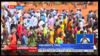 Wiper leader Kalonzo Musyoka urges president Uhuru to keep calm and refrain from insults
