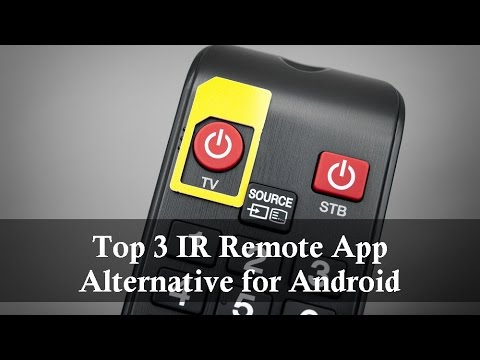 Top 3 IR Universal Remote Apps Alternative for Android   Guiding Tech