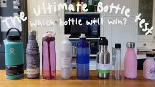 What is the ultimate bottle?