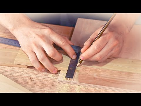 Sizing Material | Dovetail Box Project #1 | Free Online Woodworking School