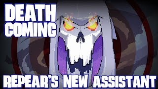 Death Coming - A Final Destination style Puzzle Game (Death Coming Gameplay)