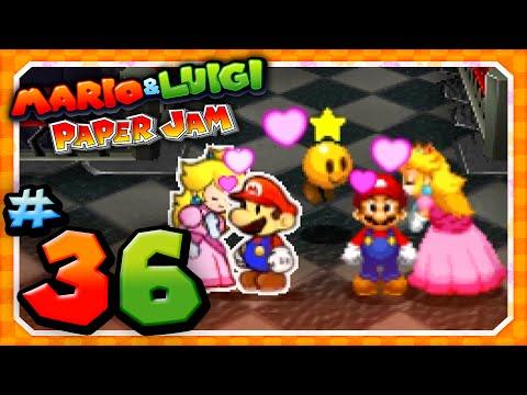 Mario And Luigi Paper Jam Walkthrough Mario And Luigi Paper Jam