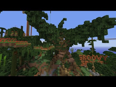 I asked my Subscribers to plant 20 million trees in Minecraft