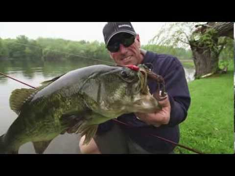 Shore Fishing For Big Bass – Dave Mercer's Facts of Fishing THE SHOW