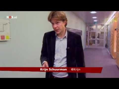 Krijn Schuurman in NOS Journaal (Google)