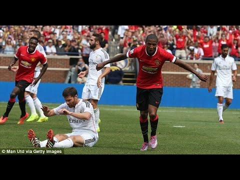 Man U v Real Madrid GOALS - International Champions Cup | MTW